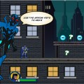Флэш игра Batman: The Rooftop Caper, играть онлайн