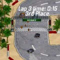 Флэш игра Drift runners 2, играть онлайн