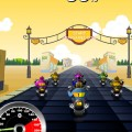 Флэш игра Race Choppers, играть онлайн